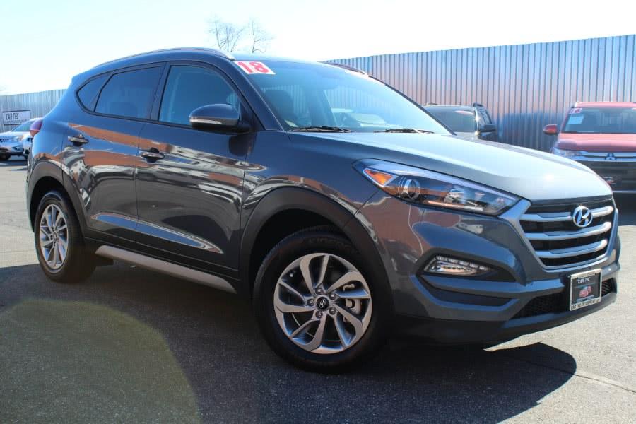 Used 2018 Hyundai Tucson in Deer Park, New York | Car Tec Enterprise Leasing & Sales LLC. Deer Park, New York