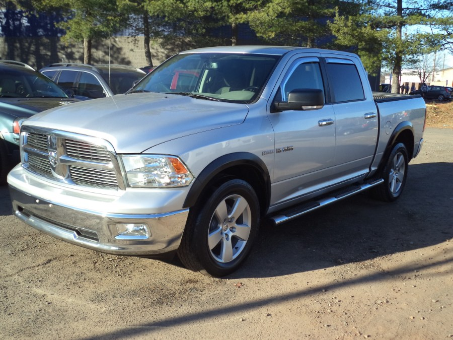 2010 Dodge Ram 1500 BIGHORN  QUAD CAB 4X4, available for sale in Berlin, Connecticut | International Motorcars llc. Berlin, Connecticut