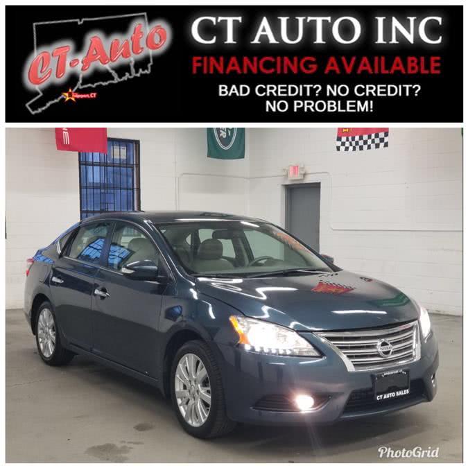 Used 2014 Nissan Sentra in Bridgeport, Connecticut | CT Auto. Bridgeport, Connecticut