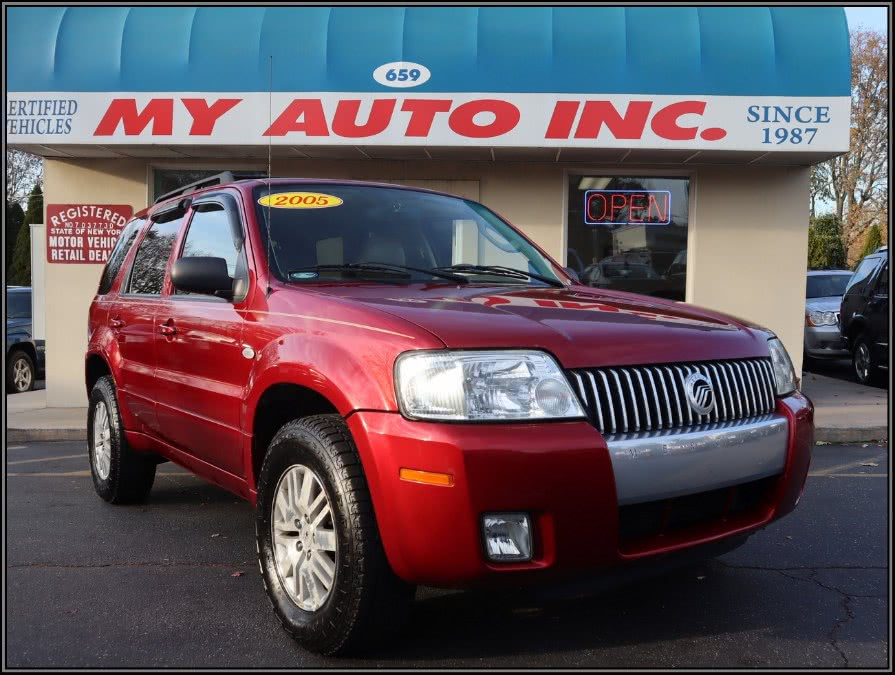 Used 2005 Mercury Mariner in Huntington Station, New York | My Auto Inc.. Huntington Station, New York