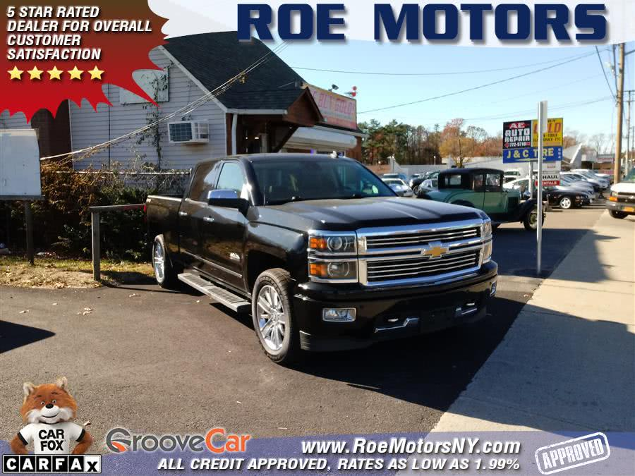 "Used Chevrolet Silverado 1500 4WD Crew Cab 143.5"" High Country 2014 