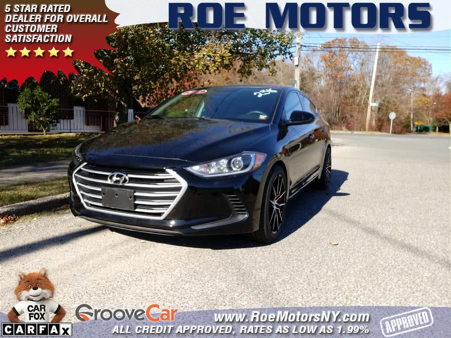Used 2018 Hyundai Elantra in Shirley, New York | Roe Motors Ltd. Shirley, New York
