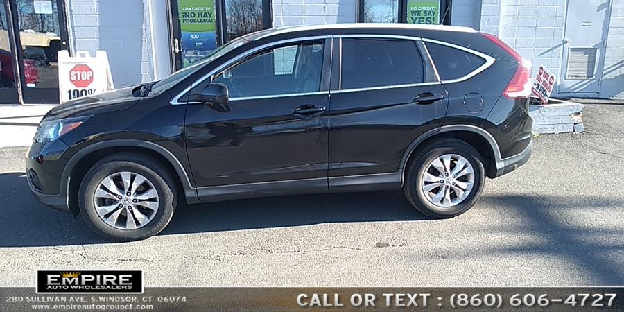 Used Honda CR-V AWD 5dr EX-L 2014 | Empire Auto Wholesalers. S.Windsor, Connecticut