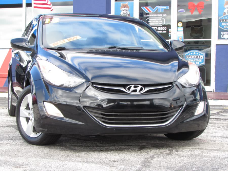 Used 2013 Hyundai Elantra in Orlando, Florida | VIP Auto Enterprise, Inc. Orlando, Florida