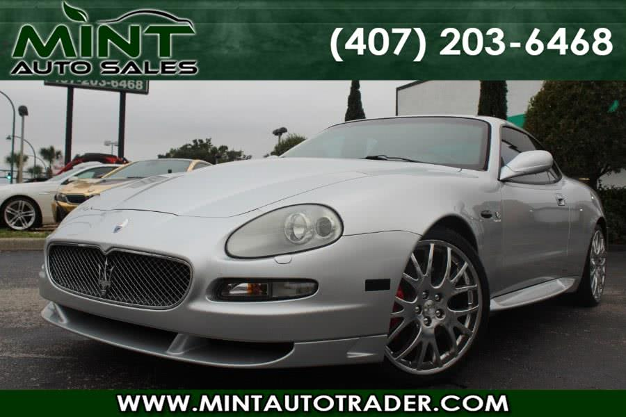 Used 2006 Maserati GranSport in Orlando, Florida | Mint Auto Sales. Orlando, Florida