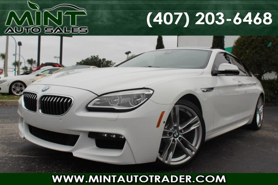 Used 2017 BMW 6 Series in Orlando, Florida | Mint Auto Sales. Orlando, Florida
