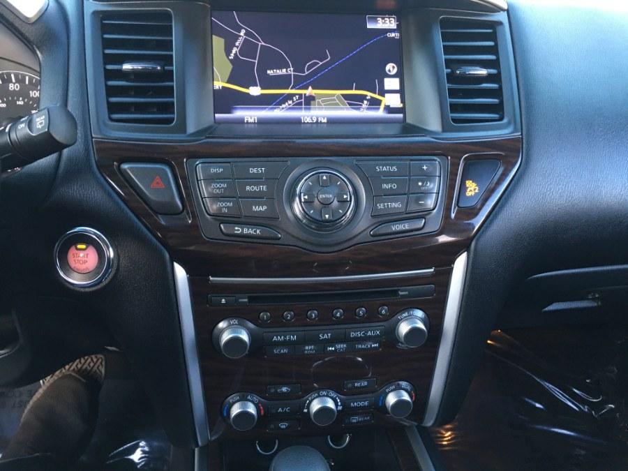 2014 Nissan Pathfinder 4WD 4dr SV, available for sale in Bristol, Connecticut | Bristol Auto Center LLC. Bristol, Connecticut