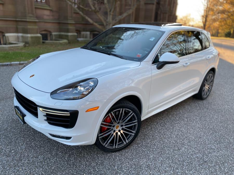 2017 Porsche Cayenne Turbo AWD, available for sale in Franklin Square, New York | Luxury Motor Club. Franklin Square, New York