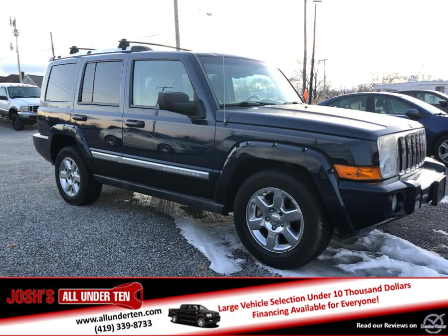 2006 Jeep Commander 4dr Limited 4WD, available for sale in Elida, Ohio | Josh's All Under Ten LLC. Elida, Ohio