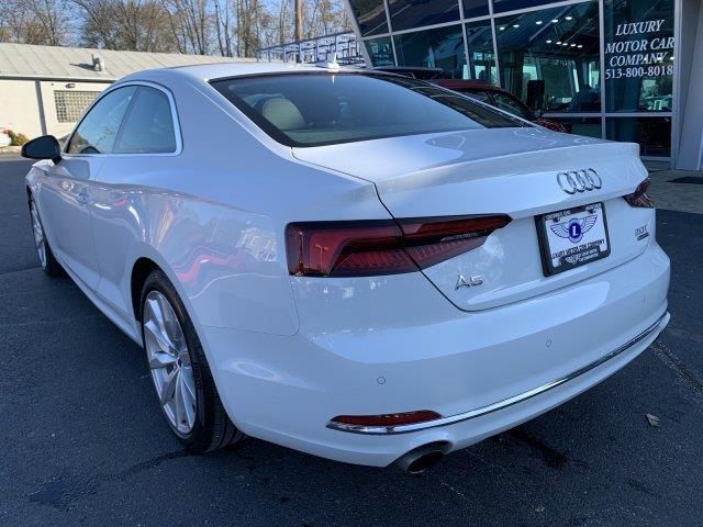 2018 Audi A5 Coupe Premium Plus, available for sale in Cincinnati, Ohio | Luxury Motor Car Company. Cincinnati, Ohio