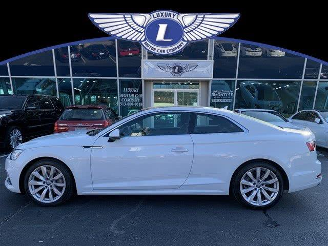 Used 2018 Audi A5 Coupe in Cincinnati, Ohio | Luxury Motor Car Company. Cincinnati, Ohio