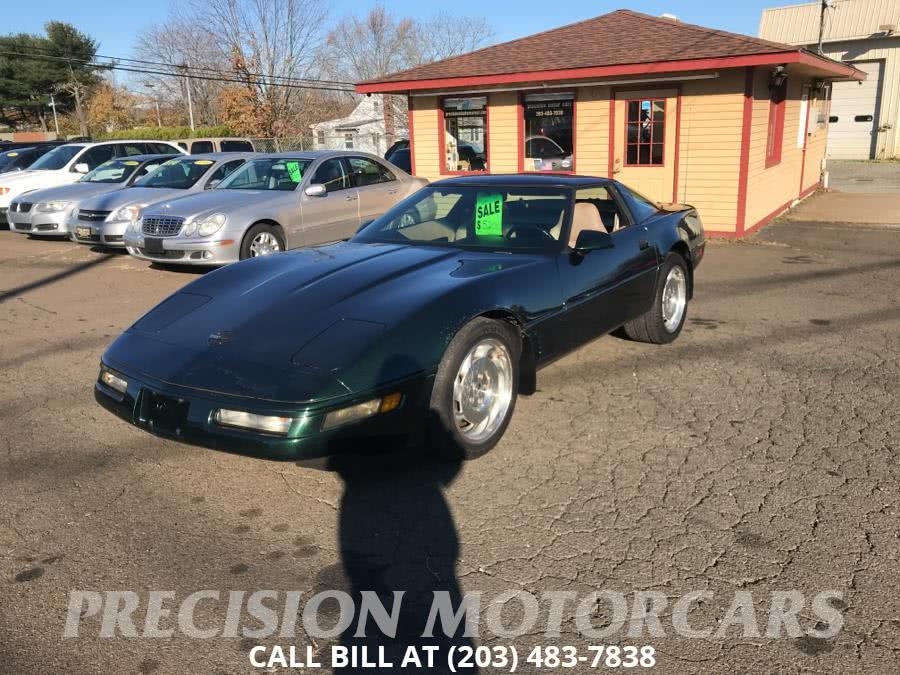 Used Chevrolet Corvette 2dr Cpe 1996 | Precision Motor Cars LLC. Branford, Connecticut