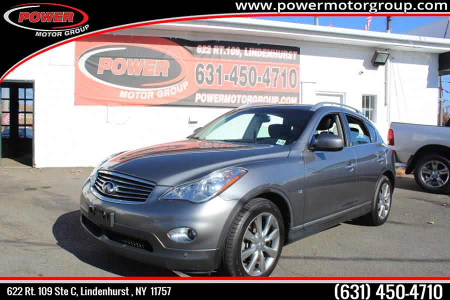 Used 2015 INFINITI QX50 in Lindenhurst , New York | Power Motor Group. Lindenhurst , New York