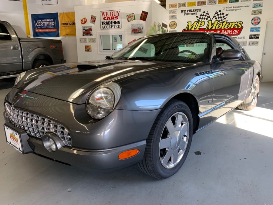 Used 2003 Ford Thunderbird in West Babylon , New York | MP Motors Inc. West Babylon , New York