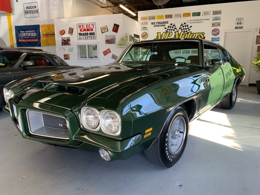 Used 1972 Pontiac GTO in West Babylon , New York | MP Motors Inc. West Babylon , New York