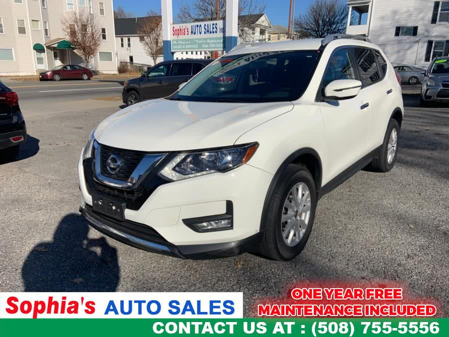 Used 2017 Nissan Rogue in Worcester, Massachusetts | Sophia's Auto Sales Inc. Worcester, Massachusetts