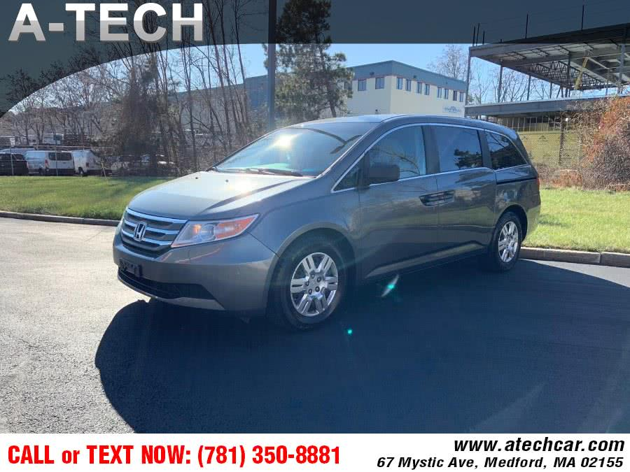Used 2012 Honda Odyssey in Medford, Massachusetts | A-Tech. Medford, Massachusetts