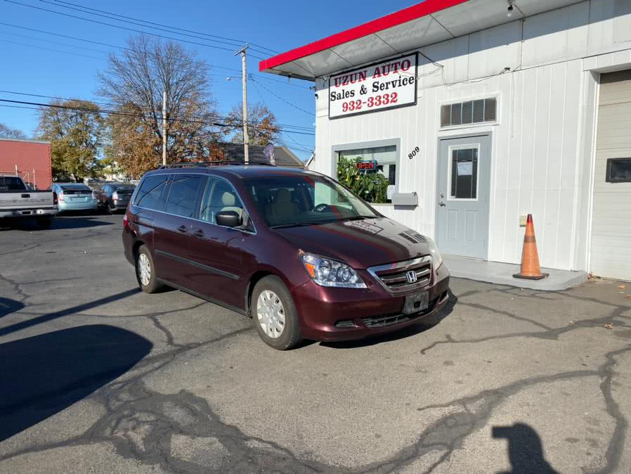 Used 2007 Honda Odyssey in West Haven, Connecticut | Uzun Auto. West Haven, Connecticut