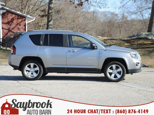 2016 Jeep Compass 4WD 4dr Sport, available for sale in Old Saybrook, Connecticut | Saybrook Auto Barn. Old Saybrook, Connecticut