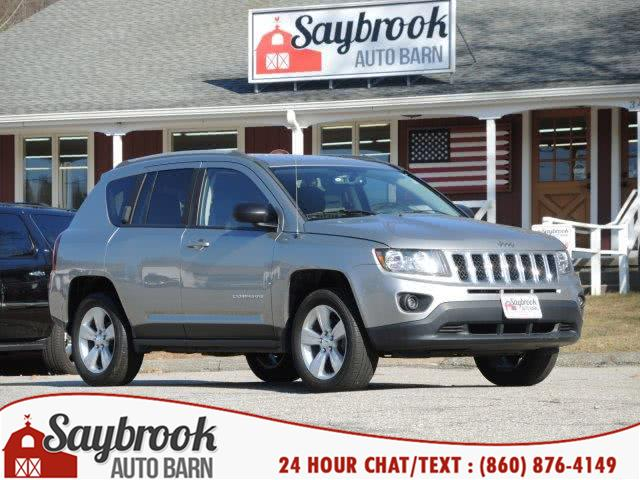 Used 2016 Jeep Compass in Old Saybrook, Connecticut | Saybrook Auto Barn. Old Saybrook, Connecticut