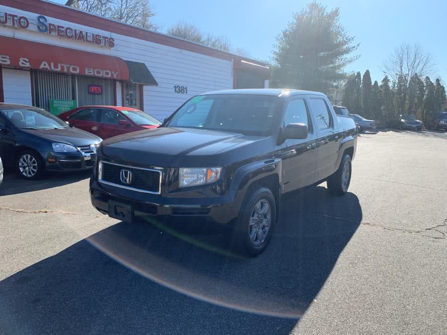 Used 2008 Honda Ridgeline in Berlin, Connecticut | American Auto Specialists Inc.. Berlin, Connecticut