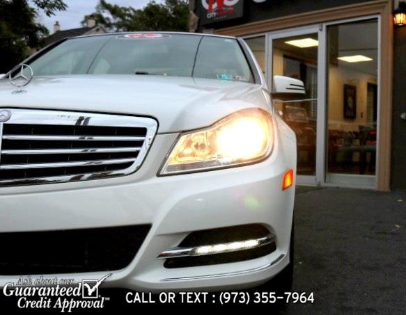 Used Mercedes-benz C-class C 300 2014 | City Motor Group Inc.. Haskell, New Jersey