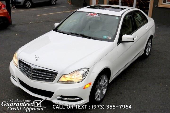 2014 Mercedes-benz C-class C 300, available for sale in Haskell, New Jersey | City Motor Group Inc.. Haskell, New Jersey