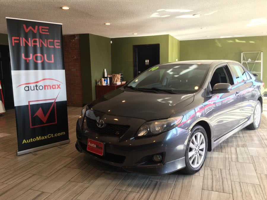 Used 2010 Toyota Corolla in West Hartford, Connecticut | AutoMax. West Hartford, Connecticut