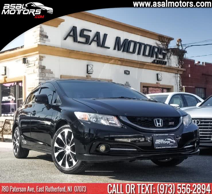 Used 2013 Honda Civic Sdn in East Rutherford, New Jersey | Asal Motors. East Rutherford, New Jersey
