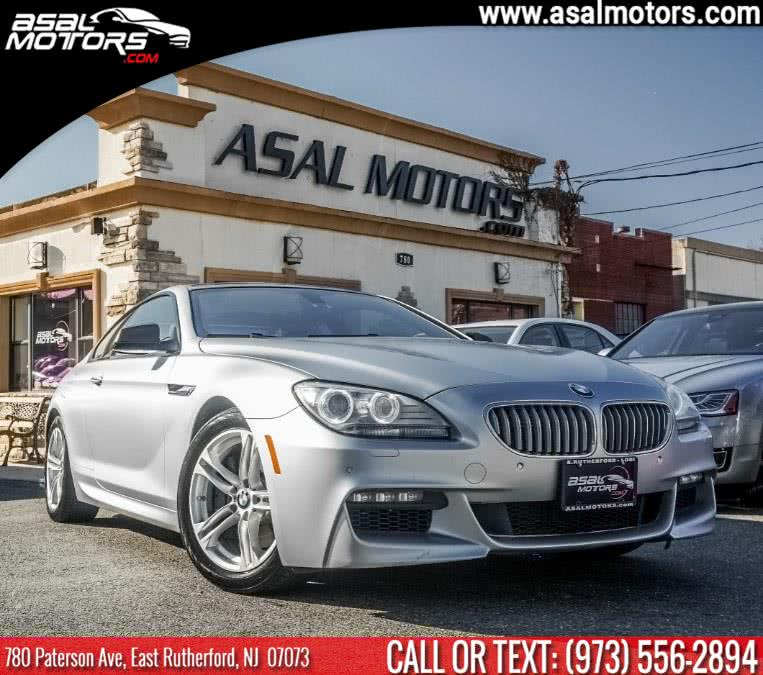 Used 2013 BMW 6 Series in East Rutherford, New Jersey | Asal Motors. East Rutherford, New Jersey