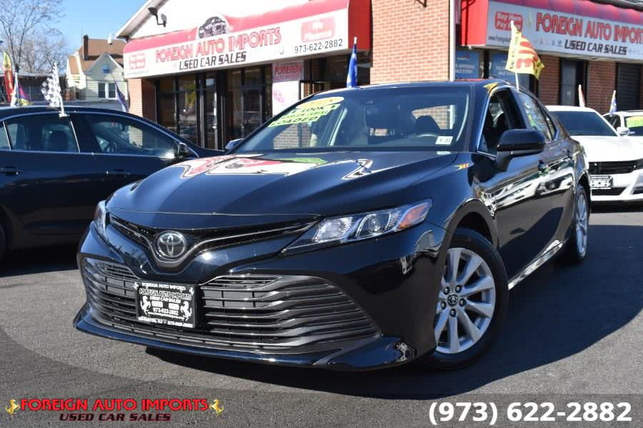 Used 2018 Toyota Camry in Irvington, New Jersey | Foreign Auto Imports. Irvington, New Jersey