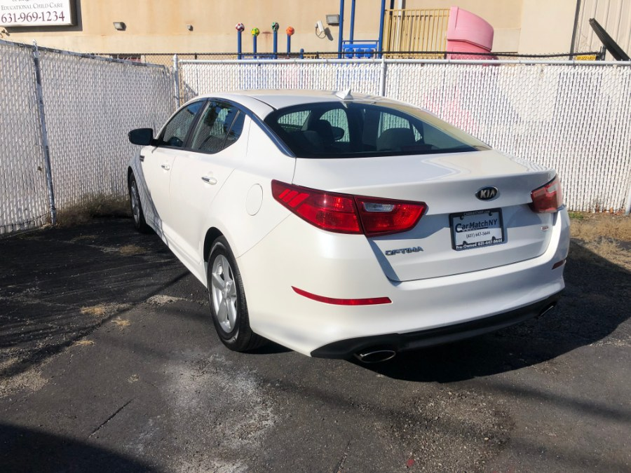 2015 Kia Optima 4dr Sdn LX, available for sale in Bayshore, New York | Carmatch NY. Bayshore, New York