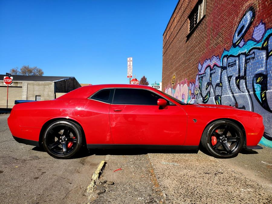 2017 Dodge Challenger SRT Hellcat Coupe, available for sale in Newark, New Jersey | RT Auto Center LLC. Newark, New Jersey