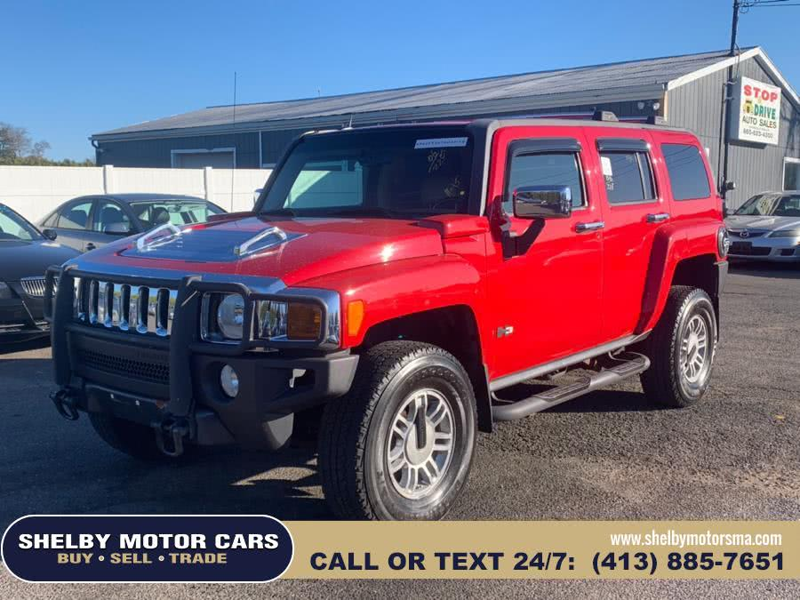Used 2006 HUMMER H3 in Springfield, Massachusetts | Shelby Motor Cars . Springfield, Massachusetts