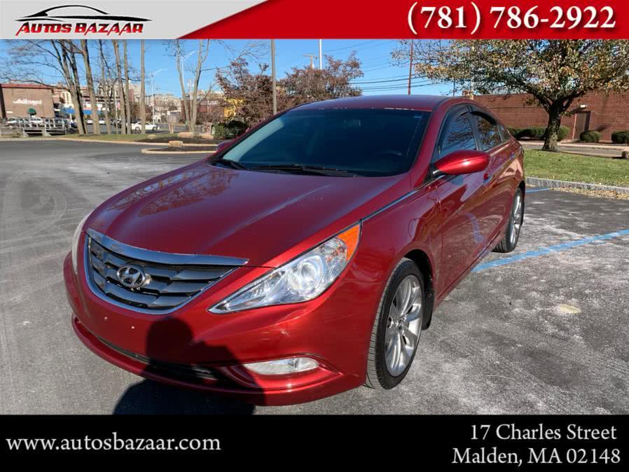 Used Hyundai Sonata 4dr Sdn 2.4L Auto SE 2011 | Auto Bazaar. Malden, Massachusetts