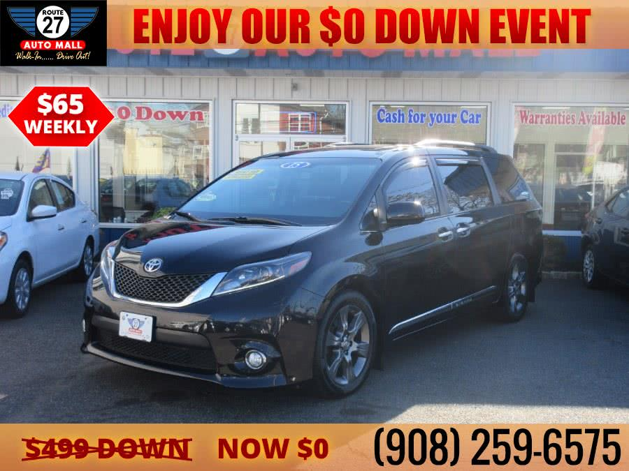 Used 2015 Toyota Sienna in Linden, New Jersey | Route 27 Auto Mall. Linden, New Jersey