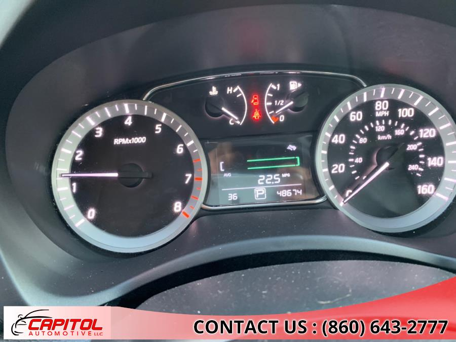 2013 Nissan Sentra 4dr Sdn I4 CVT SV, available for sale in Manchester, Connecticut | Capitol Automotive 2 LLC. Manchester, Connecticut