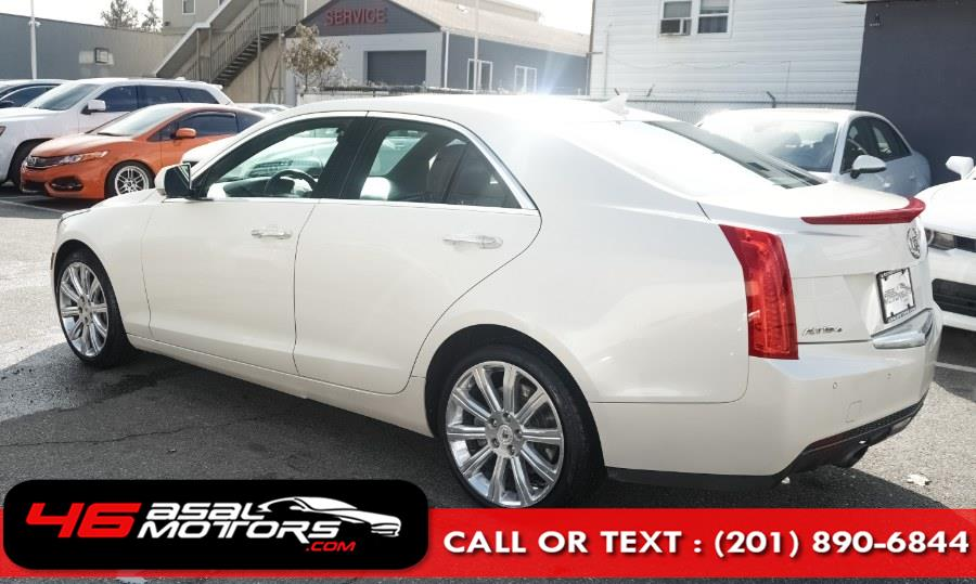 2014 Cadillac ATS 4dr Sdn 2.0L Luxury AWD, available for sale in lodi, New Jersey | Asal Motors 46. lodi, New Jersey
