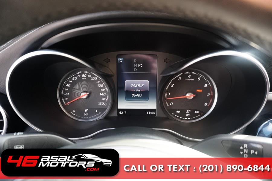 2016 Mercedes-Benz C-Class 4dr Sdn C 300 Sport 4MATIC, available for sale in lodi, New Jersey | Asal Motors 46. lodi, New Jersey