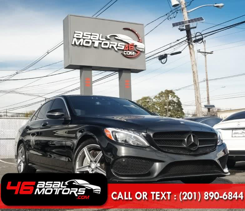 Used 2016 Mercedes-Benz C-Class in lodi, New Jersey | Asal Motors 46. lodi, New Jersey