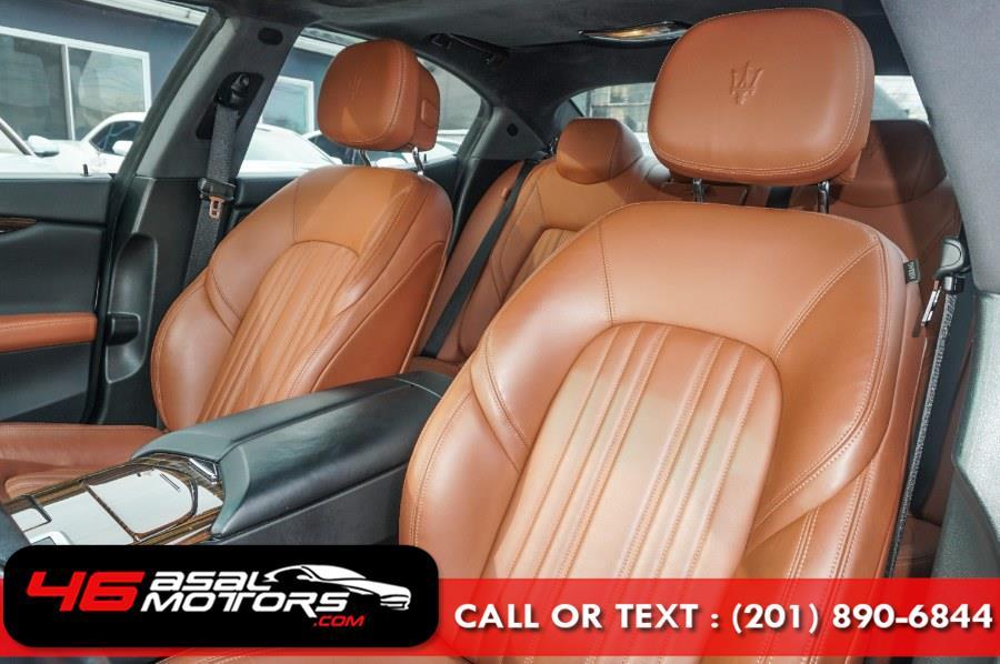 2015 Maserati Ghibli 4dr Sdn S Q4, available for sale in lodi, New Jersey | Asal Motors 46. lodi, New Jersey