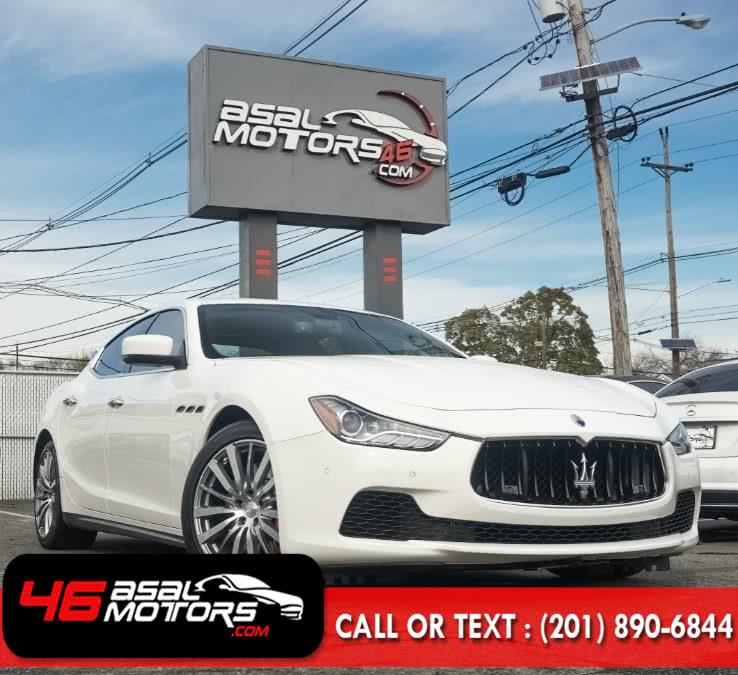 Used 2015 Maserati Ghibli in lodi, New Jersey | Asal Motors 46. lodi, New Jersey