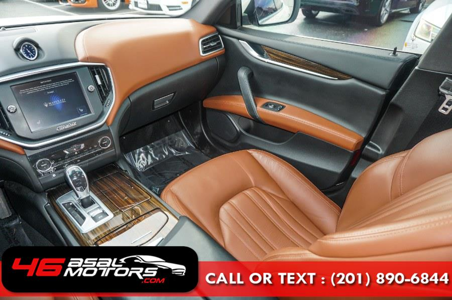 2015 Maserati Ghibli 4dr Sdn S Q4, available for sale in East Rutherford, New Jersey | Asal Motors. East Rutherford, New Jersey