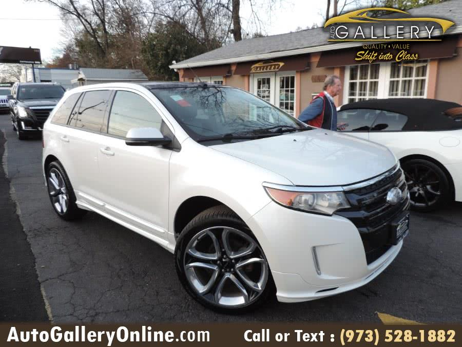 Used 2013 Ford Edge in Lodi, New Jersey | Auto Gallery. Lodi, New Jersey