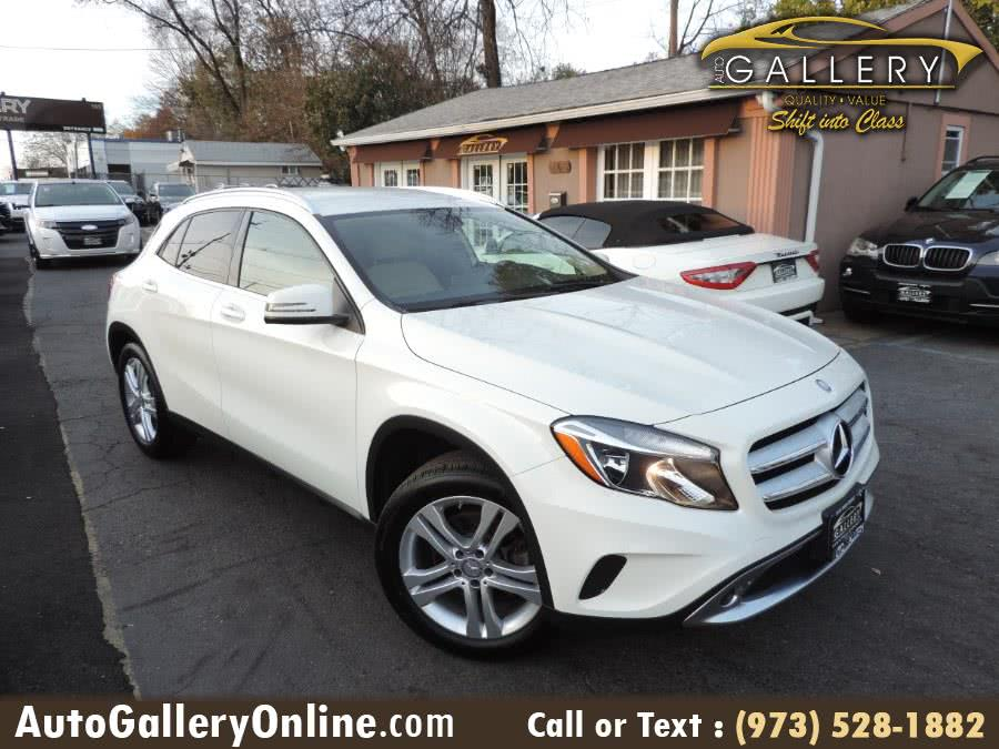 Used Mercedes-Benz GLA-Class 4MATIC 4dr GLA250 2015 | Auto Gallery. Lodi, New Jersey
