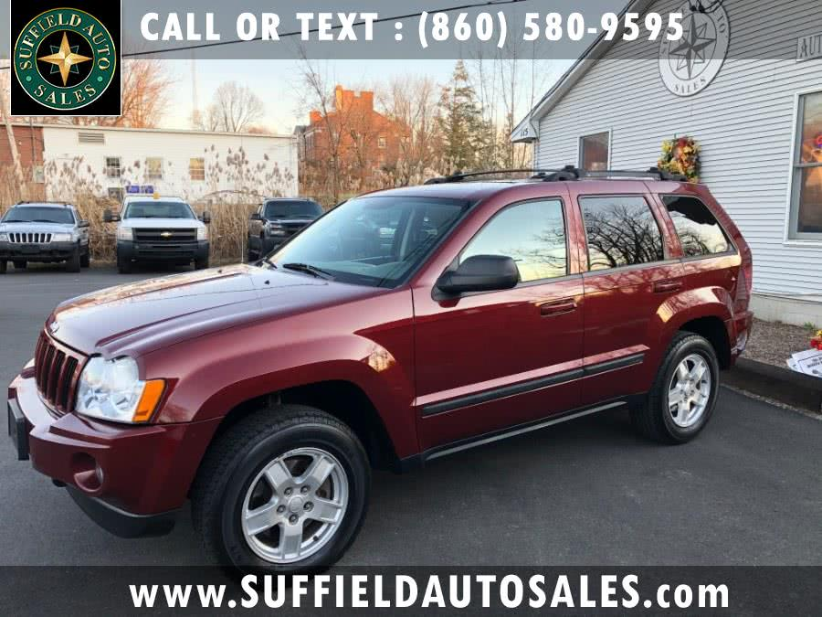 Used 2007 Jeep Grand Cherokee in Suffield, Connecticut | Suffield Auto Sales. Suffield, Connecticut