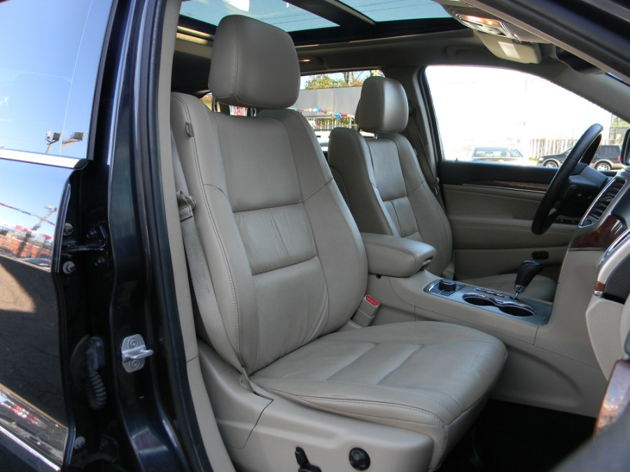 2012 Jeep Grand Cherokee 4WD 4dr Limited, available for sale in Paterson, New Jersey | DZ Automall. Paterson, New Jersey