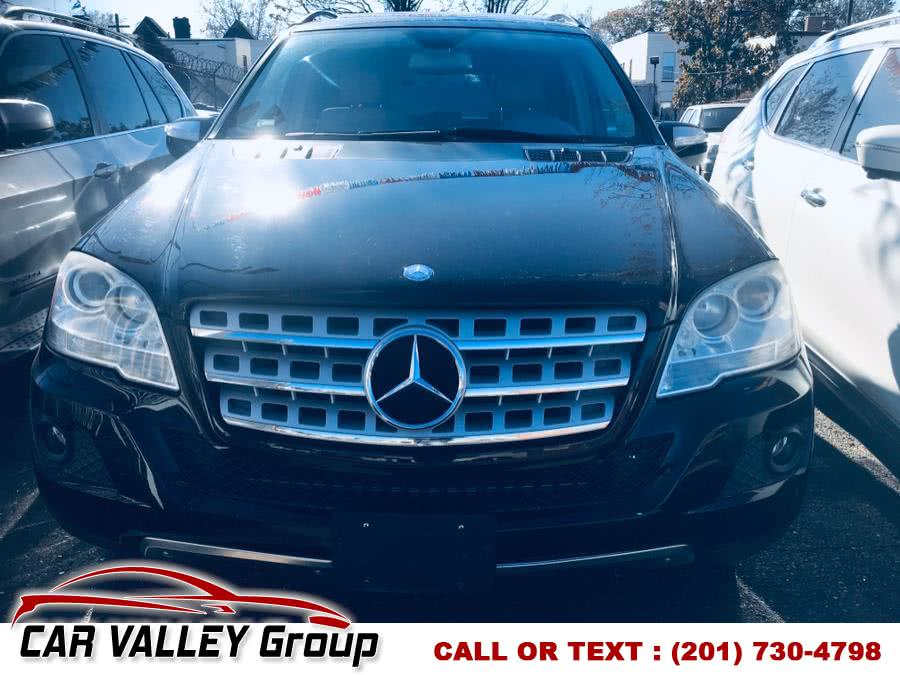 Used 2010 Mercedes-Benz M-Class in Jersey City, New Jersey | Car Valley Group. Jersey City, New Jersey