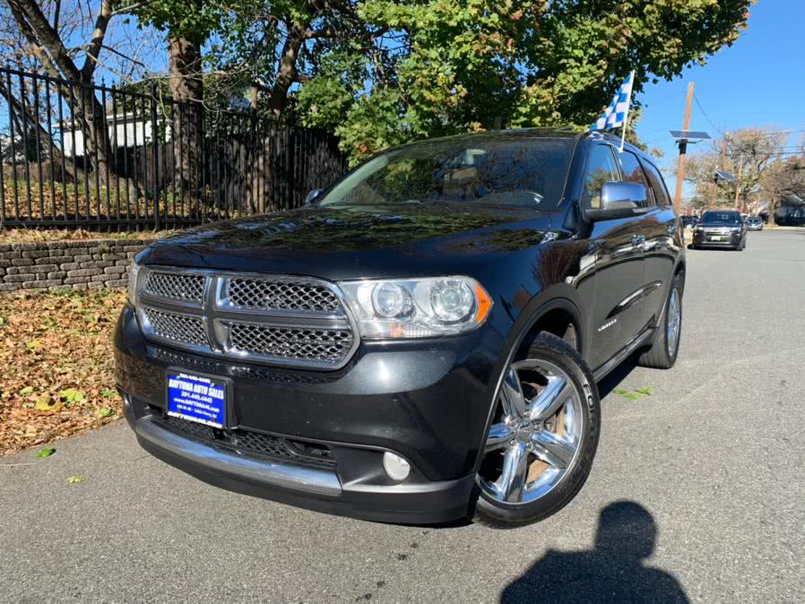 Used 2011 Dodge Durango in Little Ferry, New Jersey | Daytona Auto Sales. Little Ferry, New Jersey