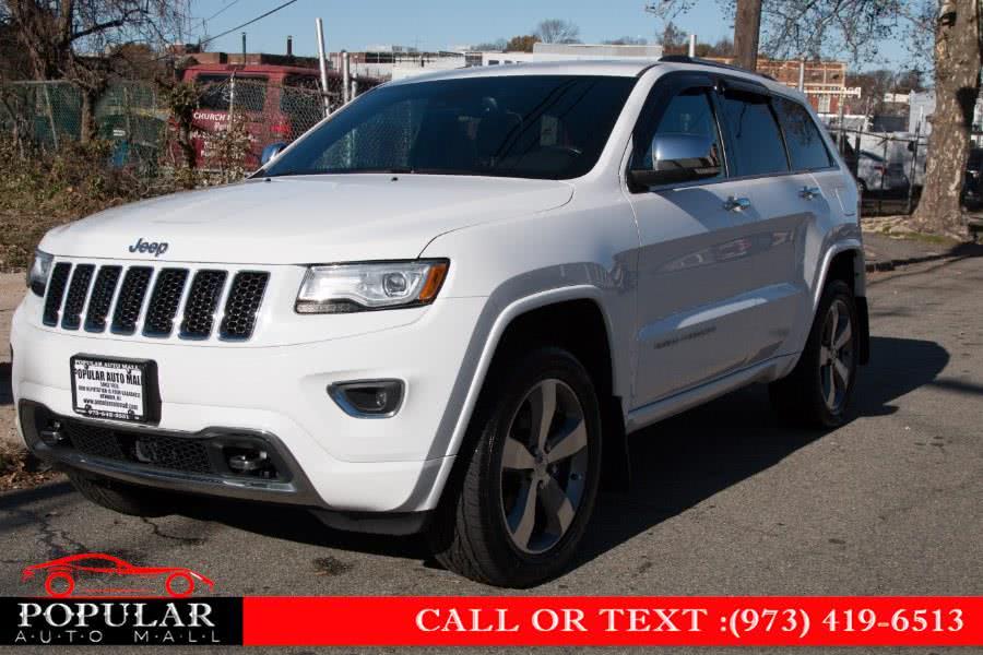Used 2015 Jeep Grand Cherokee in Newark , New Jersey | Popular Auto Mall Inc . Newark , New Jersey